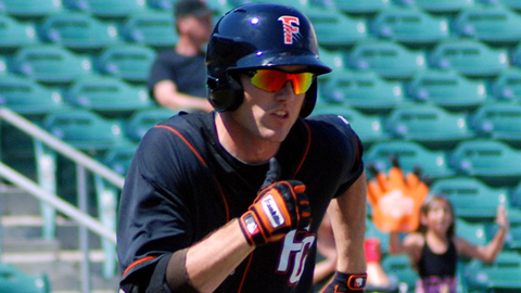Roger Kieschnick has slugged 13 homers and driven in 33 runs in 2012.