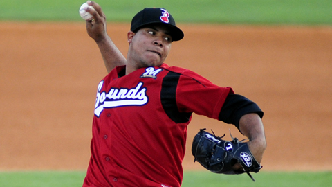 Wily Peralta has a 3.80 ERA in his last five starts for Nashville.